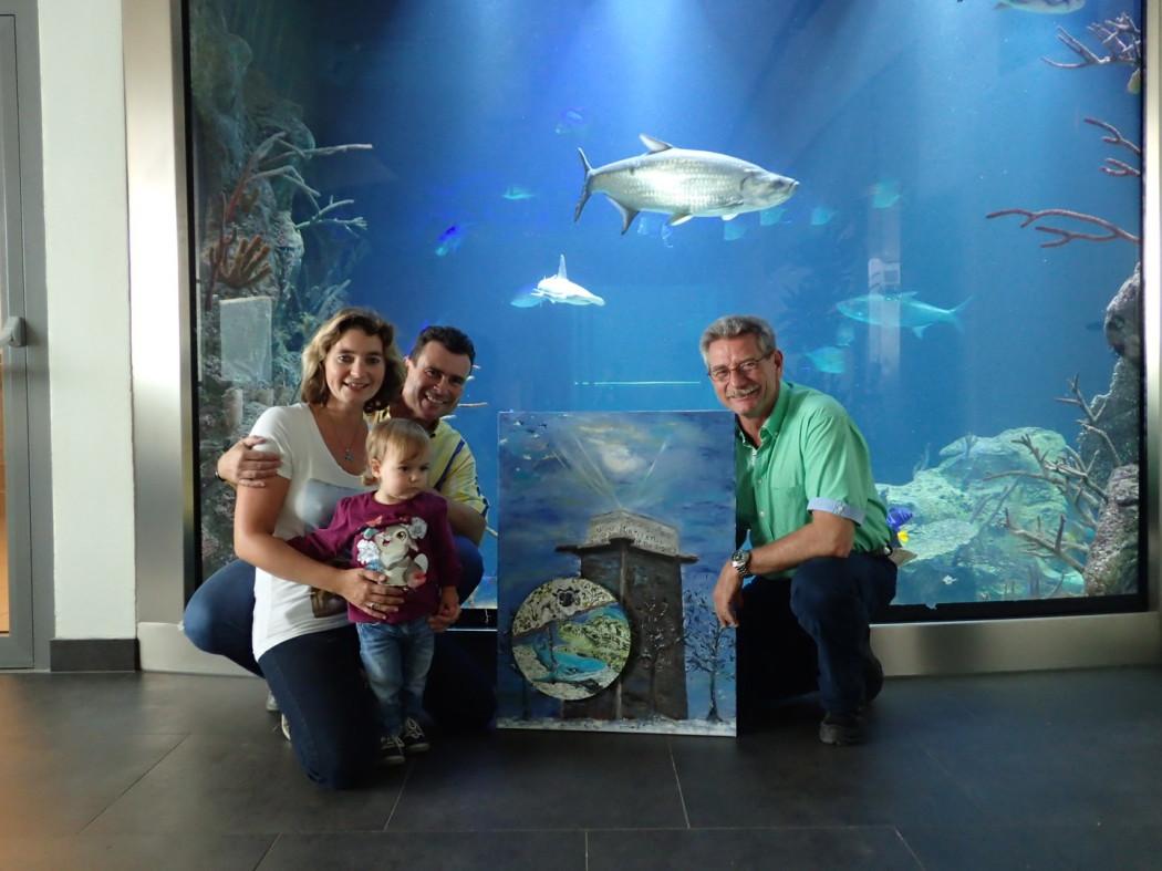 Haus des Meeres, Aqua Terra Zoo, Vienna, Hammerhai, Aquarium, mein Bild, Geschenk, Direktor
