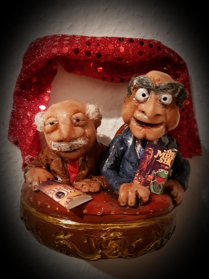 Muppets, Jim Henson, Curmudgeons