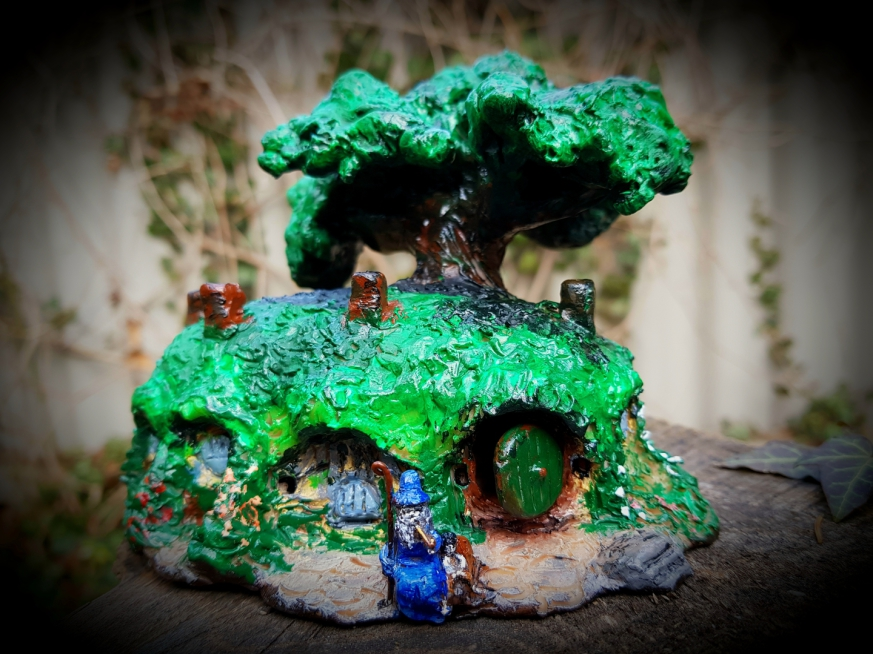 Bag-End, Hobbingen, Middleearth, Frodo, Gandalf,  One Ring,  J.R.R. Tolkien, Peter Jackson