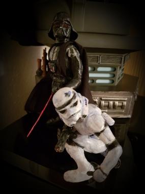 Star Wars, Darth Vader, Stormtrooper, Empire