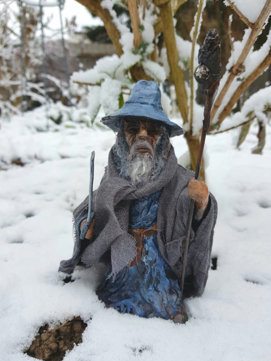J.R.R.Tolkien, Gandalf, The Lord of the Rings, Der Herr der Ringe