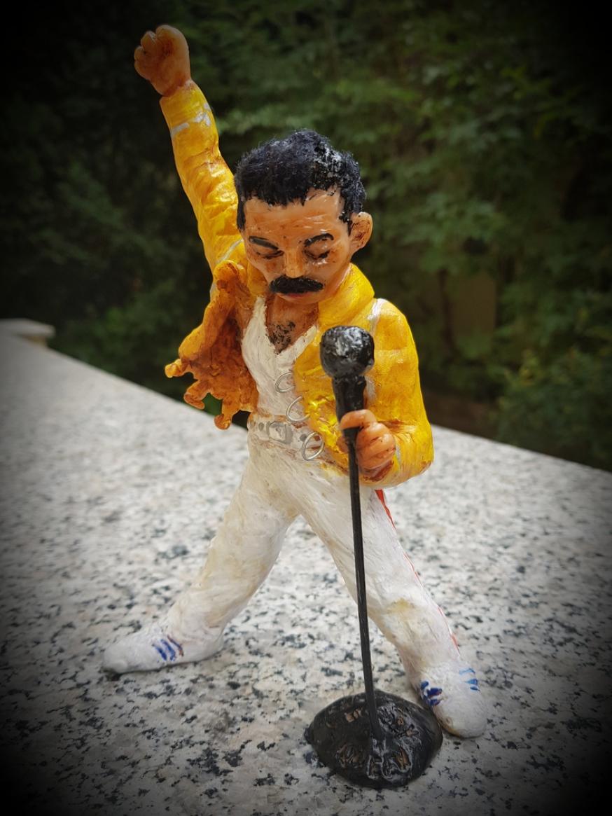 Freddie Mercury, Queen, Rock, Tribute