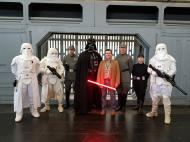 Star Wars, Vader, Vienna, Austria, Comic Con