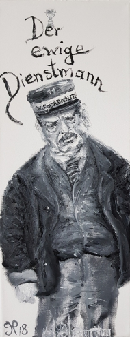 Dienstmann, Hans Moser, Wien, Film