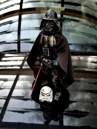 Darth Vader, Star Wars, Empire, Stormtrooper,  George Lucas