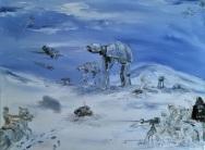 Star Wars, Empire, Hoth, Walker