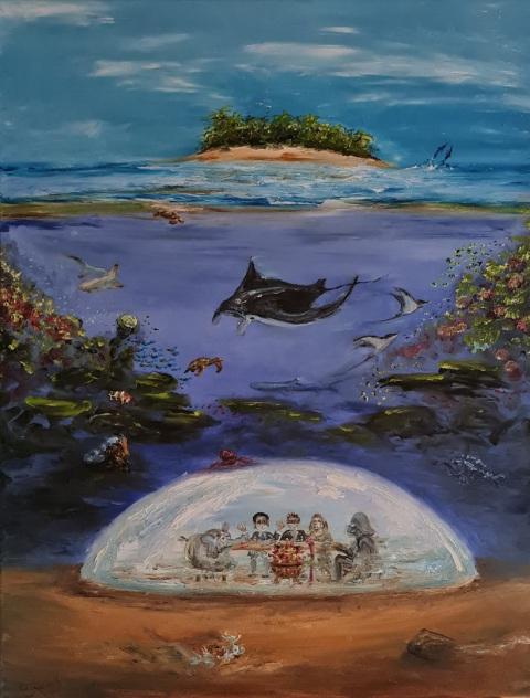 COVID, Experts, Politics, Austria, Oceans, Underwater, Maldives