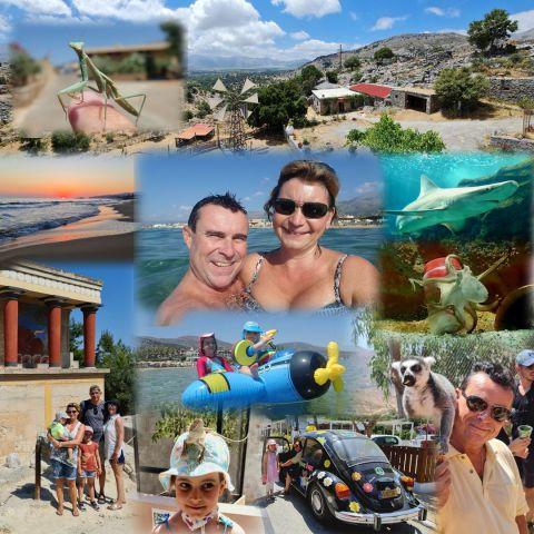 Kreta, Kritis, Greece, Holidays